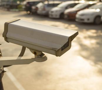 Southampton Cruise Parking CCTV