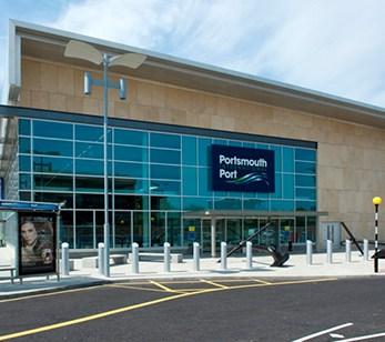 Airlynx Cruise Parkin Portsmouth Cruise Terminal
