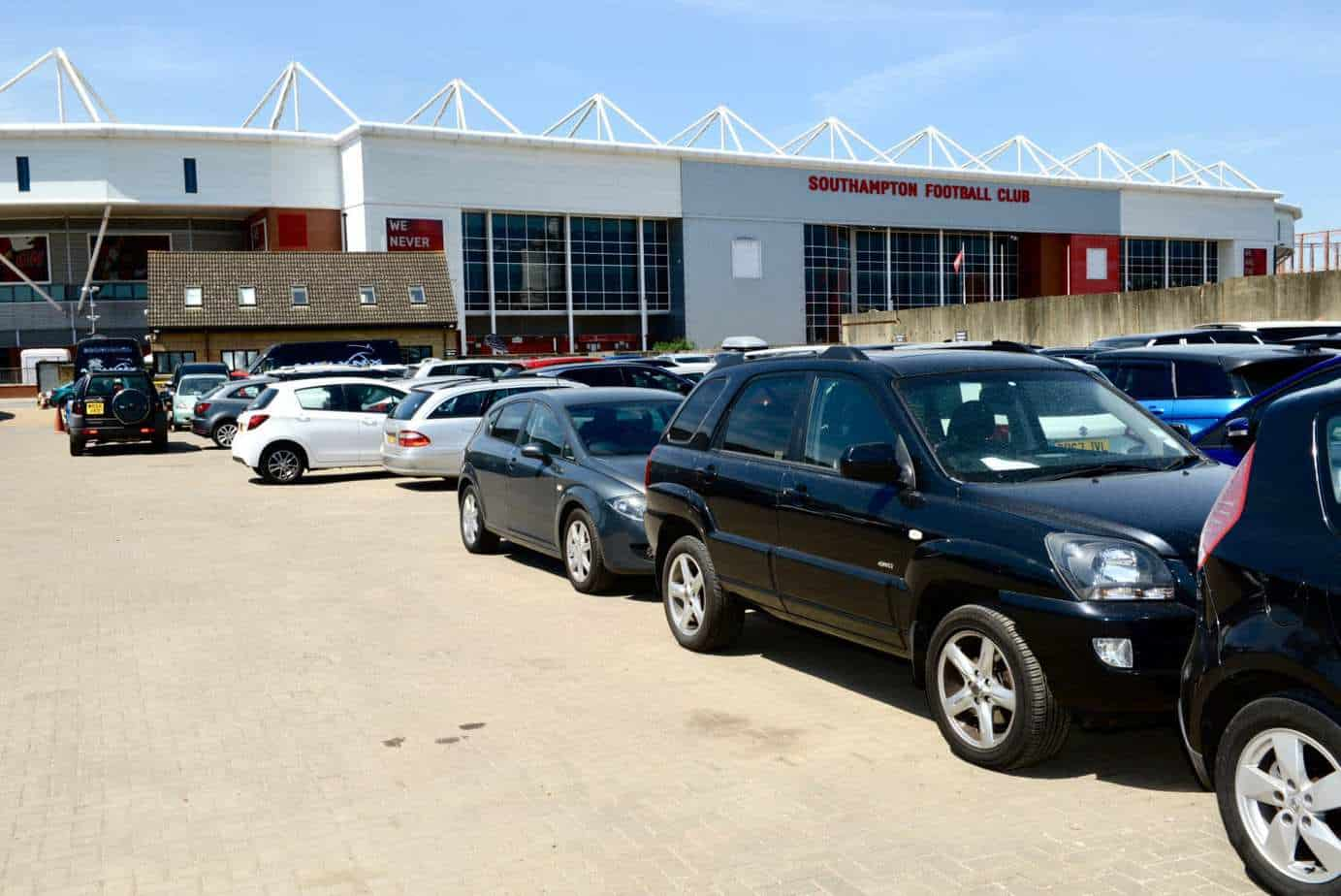 Airlynx Southampton Matchday Parking